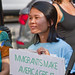 Abolish ICE Protest and Rally Downtown Chicago Illinois 8-16-18 3135