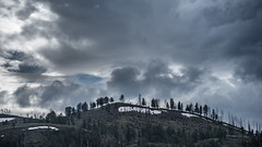 Hill top, Yellowstone National Park (Alex&HisNikon) Tags: blue hill yellowstone nationalpark wyoming usa grimsky