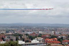 9576 Reds Arrival (photozone72) Tags: eastbourne raf redarrows rafat reds redwhiteblue canon canon7dmk2 24105mmf4l canon24105f4l 7dmk2
