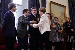 Presidente Piñera nombró nueva ministra de las Culturas, las Artes y el Patrimonio (Ministerio de las Culturas, las Artes y el Patrimo) Tags: