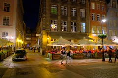 Gdańsk (nightmareck) Tags: gdańsk trójmiasto pomorskie polska poland europa europe fotografianocna bezstatywu night handheld fujifilm fuji fujixt20 fujifilmxt20 xt20 apsc xtrans xmount mirrorless bezlusterkowiec xf18mm xf18mmf20r fujinon pancakelens