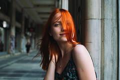 Yuliia (ewitsoe) Tags: canoneos6dii city ewitsoe model session street warszawa erikwitsoe poland urban warsaw womanfashion pretty girl youngadult modeling redhair red ginger beautiful woman polska europe fashion dress elegant