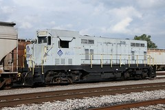 ADMX CF7 7001 St. Louis, Missouri (DTR CEO) Tags: adm admx emd cf7 atsf santafe f7a stlouis train tracks switcher