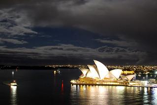 Moonlight, Sydney, September 7th 2014