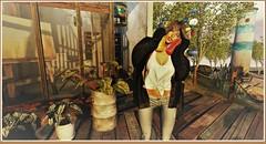 minamikaze180817-1 (minamikaze2010) Tags: tram unisex cestlavie pseudo kustom9 vinyl ~uber~ fri andika groupgift sarisari littlebranch hellotuesday 8f8 milkmotion drd summer paint furniture deco tree