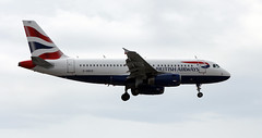 G-DBCD (PrestwickAirportPhotography) Tags: egkk gatwick airport london british airways a319 airbus gdbcd