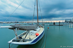 calming (jonallard) Tags: brightlingsea marina boats seascape essex sailing samyang essexlive