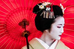 Maiko (Zhan T) Tags: portrait maiko geisha kyoto geiko gionhigashi kimono japan hinayu 雛佑
