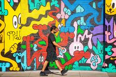 The Colors of the Mission (Thomas Hawk) Tags: america california mission missiondistrict sanfrancisco usa unitedstates unitedstatesofamerica graffiti streetart us fav10