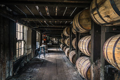 Age is a deep and subtle thing (sniggie) Tags: kentucky usroute62 us62 wildturkeydistillery woodfordcounty bourbon bourbonbarrel bourbonwarehouse