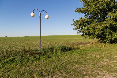 Feldbeleuchtung
