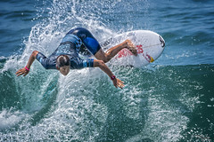 2018 US Open of Surfing (Tongho58) Tags: surfing usopen water spray surfcity competition ocean huntingtonbeach