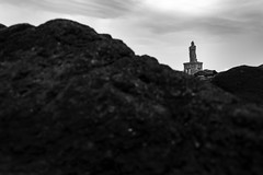 Valluvar Statute in Kanyakumari (Yesmk Photography) Tags: kanyakumari trisea tamilnadu tamilnadutourism india southindia south yesmkphotography muthukumar valluvar thiruvalluvar statute rock