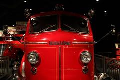 "1956 American LaFrance 700 Series ""775-PJO"" Pumper Fire Truck #L-5371 (rocbolt) Tags: americanlafrance northcharlestonamericanlafrancefiremuseum firefighting fire firedepartment firemuseum museum charleston southcarolina charlestonsouthcarolina firefighter firetruck"
