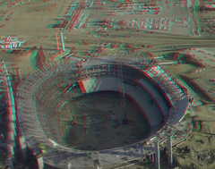 Los Angeles Stadium at Hollywood Park 3D hyperstereo red-cyan anaglyph - Olympus Stylus Tough TG-4 (divewizard) Tags: chrisgrossman olympus stylus tough tg4 olympusstylustoughtg4 olympusstylus olympustg4 stylustoughtg4 toughtg4 olympustoughtg4 3d redcyan anaglyph 3dstereo 3danaglyph stereoanaglyph halfcoloranaglyph redcyananaglyph hyperstereo losangelesstadium hollywoodpark inglewood losangelescounty california losangelesrams losangeleschargers rams chargers stadium nfl construction