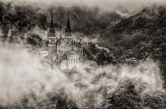 LA BASILICA de COVADONGA (WilsonAxpe) Tags: covadonga basilicadecovadonga asturias spain