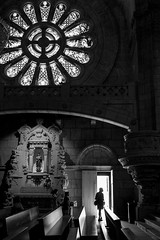 Out of the Darkness and Into the Light (adzman_808) Tags: church leica leicam leicam9 m9p m9 monochrome blackandwhite blackwhite street streetphotography summarit35 35mm