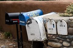 You've got mail! (nousku) Tags: newmexico santafe tamron citystreetpark