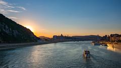 Budapest (keriarpi) Tags: budapest danube duna híd buda castle pest budacastle erzsébet erzsébethíd elizabeth