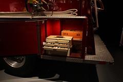 "1969 American LaFrance 900 Series ""Dominion"" Pumper Fire Truck (rocbolt) Tags: americanlafrance mahwahnewjersey northcharlestonamericanlafrancefiremuseum firefighting fire firedepartment firemuseum museum charleston southcarolina charlestonsouthcarolina firefighter firetruck"
