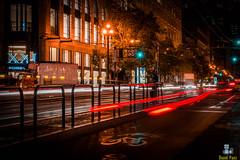 San Fransisco , California (Davidpaez27) Tags: sanfransisco california marketstreet nightshoot night nightlandscape street longexposition