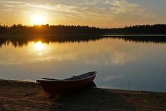 Kesäloma 2018 (Sami Niemeläinen (instagram: santtujns)) Tags: juuma oulanka kuusamo suomi finland trekking hiking nature retki patikka patikointi outdoors camping leirintäalue kesäloma luonto north pohjoinen kesä summer sunset auringonlasku