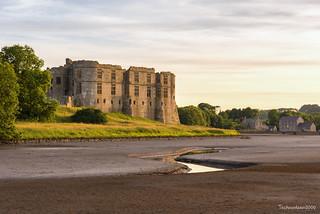 Carew Castle, Tenby