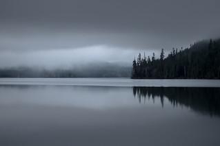 Last Light Vernon Lake