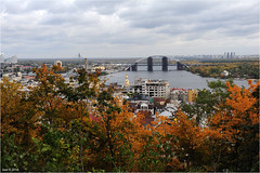 Kiev, Ukraine. River Dnjepr (Aad P.) Tags: chernobyl чорнобиль pripyat припять ukraine україна sovietunion cccp kiev capitalofukraine riverdnjepr