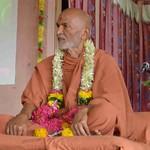 20180704 - Visit of Elder Swamiji (GLB) (1)