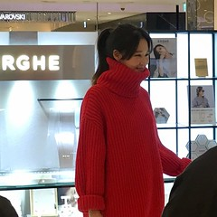 gong-hyo-jin55 (zo1kmeister) Tags: turtleneck sweater chinpusher
