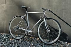 Build01 – Vitus Seven Dural _DEF2735 (jesuspark) Tags: bike bicycle build vitus seven dural campagnolo record syncro vento brooks cambium nitto gipiemme