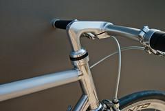 Build01 – Vitus Seven Dural _DEF2764 (jesuspark) Tags: bike bicycle build vitus seven dural campagnolo record syncro vento brooks cambium nitto gipiemme