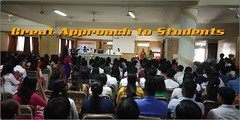 Program for students (Professional Education) Tags: education engineeing technical teachers students btech study subjects induction program professional seminar hall speech motivation inspiration