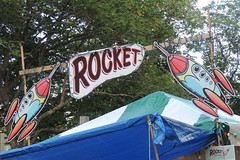 Food tents Rocket