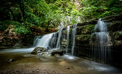 Cascades du Hérisson (j.passevent) Tags: cascade waterfall water eau paysage landscape poselongue longexposure nikon nikond750 20mm grandangle jura mountain nature