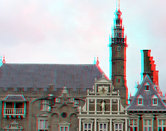 Stadhuis Haarlem 3D