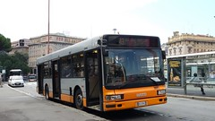 AMT 3921 (Lu_Pi) Tags: amt genova autobus bus iveco iveco491 cityclass brignole albaro ospedalesanmartino amtgenovalinea43