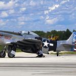 Dayton Air Show 06-24-2017 28 - P-51 Mustang Fragile But Agile thumbnail