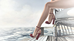 Rewind (Elemiah Choche) Tags: breathe rewind maitreya heels