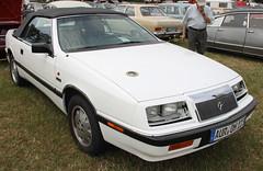 LeBaron Turbo (Schwanzus_Longus) Tags: bockhorn german germany old classic vintage car vehicle us usa america american cabrio cabriolet convertible chrysler le baron turbo lebaron