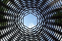 Arte Sella (bas.kahlert) Tags: nikond3200 nikon clouds air shapes wood italy trento artesella