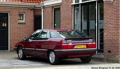 Citroën XM 2.0i 16V 1999 (XBXG) Tags: zjng28 citroën xm 20i 16v 1999 citroënxm verspronckweg haarlem nederland holland netherlands paysbas youngtimer old classic french car auto automobile voiture ancienne française vehicle outdoor