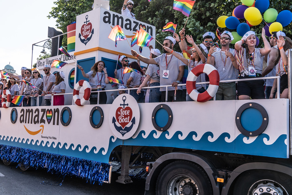 ABOUT SIXTY THOUSAND TOOK PART IN THE DUBLIN LGBTI+ PARADE TODAY[ SATURDAY 30 JUNE 2018] X-100163