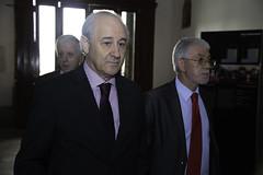 Rui Rio é recebido pelo Bispo do Porto