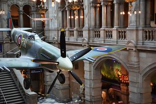 Spitfire @ Kelvingrove Museum Glasgow