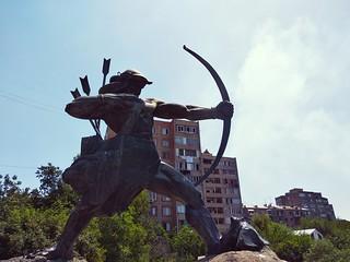 Statue of Hayk the Great