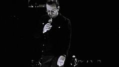 U2 // 13 (rossgperry) Tags: u2 u2eitour experienceinnocencetour sapcenter sanjose 20180508 2018 13thereisalight concert music bw blackandwhite