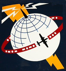 EW Logo (Jay Costello) Tags: tuscon arizona tusconaz pimaairandspacemuseum military airplane ew logo red yellow