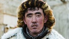 .eagle hunter. (Shirren Lim Photography) Tags: mongolia eagle hunter kazakh winter people portrait kodakchrome colour men